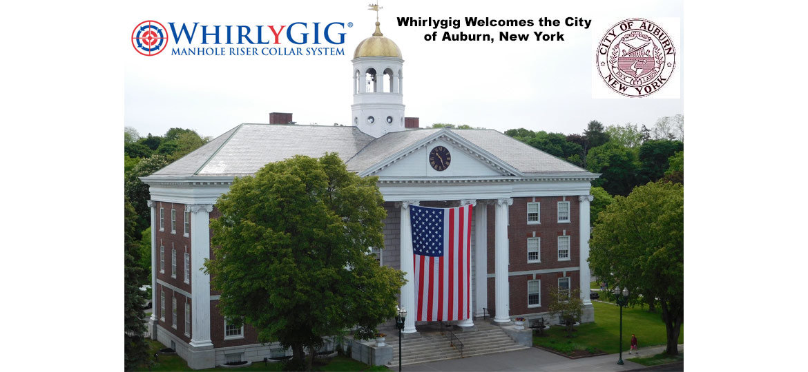 Whirlygig Welcomes The City of Auburn, NY